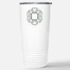 Funny Process engineering Travel Mug