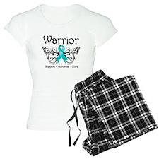 Ovarian Cancer Warrior Pajamas