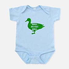 Roll Ducks Roll Infant Bodysuit