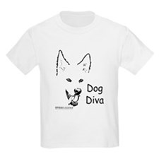 Paws4Critters Dog Diva T-Shirt