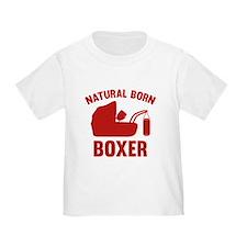 Natural Born Boxer T