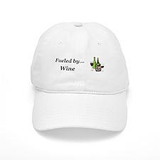 Fueled by Wine Baseball Cap
