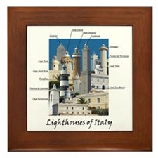 Italy Framed Tile