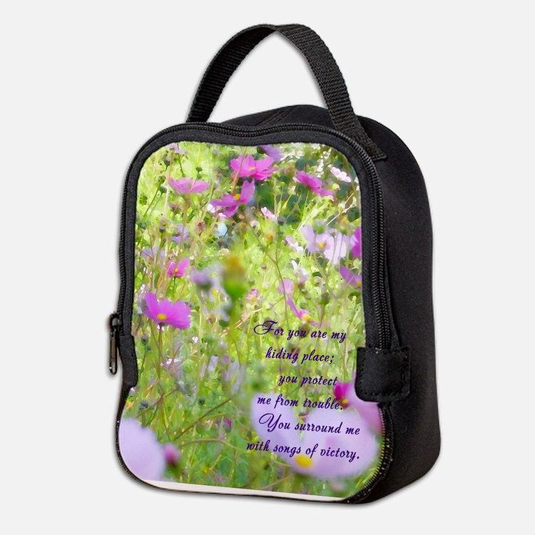 Hiding Place Neoprene Lunch Bag