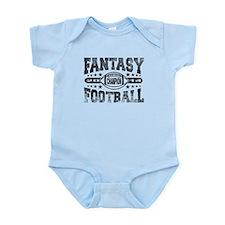 2014 Fantasy Football Champion - F Infant Bodysuit