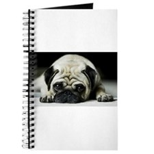 Pug Puppy Journal