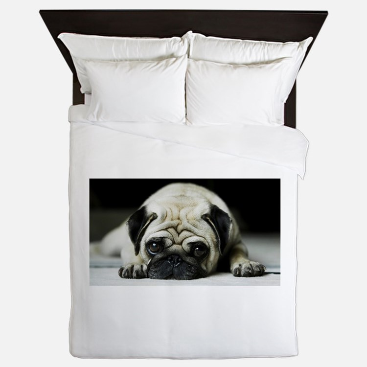 Pug Puppy Duvet Covers King Queen Amp Twin Duvet Cover Sets