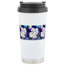 Unique Eskimo dog Travel Mug