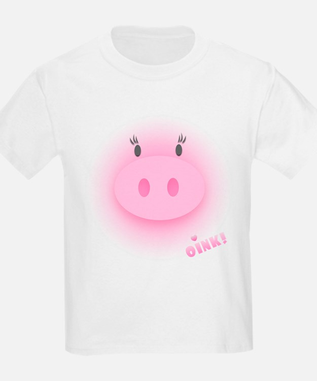 Pinky Oink Pig T-Shirt