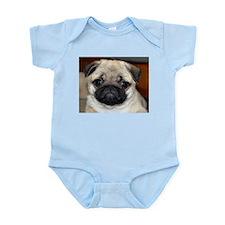 Pug Puppy Body Suit
