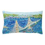 Golden Gate San Francisco Pillow Case