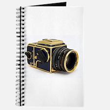 Vintage camera, hasselblad, Journal