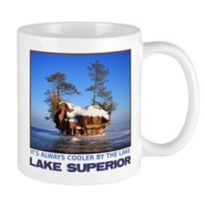 Cute Lake superior Mug