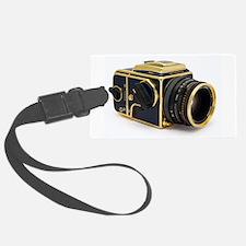 Vintage camera, hasselblad, Luggage Tag