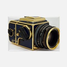 Vintage camera, hasselblad, Magnets