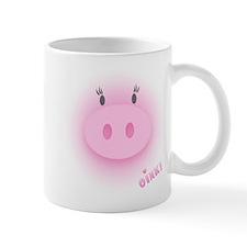 Pinky Oink Pig Mug
