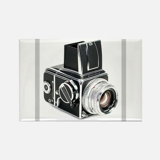 Vintage camera, hasselblad, n Magnets