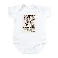 Jesse & Frank James Infant Bodysuit