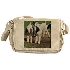 Cute Goats Messenger Bag