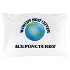 World's Most Clever Acupuncturist Pillow Case