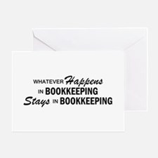 Whatever Happens - Bookkeepin Greeting Cards