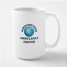 World's Most Clever Ambulance Driver Mugs