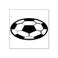 """Unique Sports Square Sticker 3"""" x 3"""""""