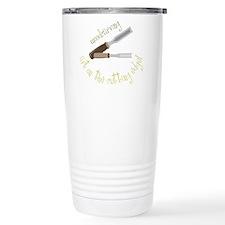 Unique Chisels Travel Mug