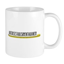 Antidisestablishmentarianism Longest Word Mugs