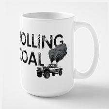 Rolling Coal Mug