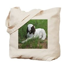 Baby Billy Goat Tote Bag