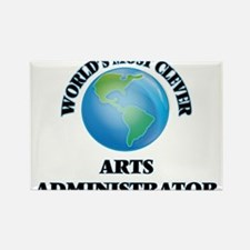 World's Most Clever Arts Administrator Magnets