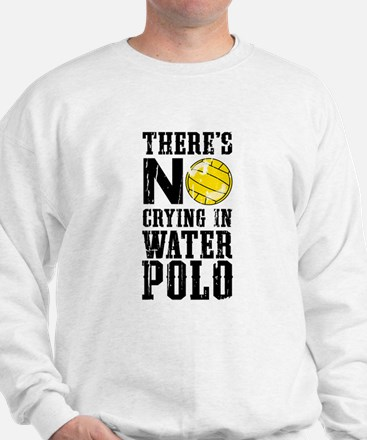 No Crying in Water Polo Jumper