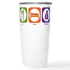 Cute Finance Travel Mug