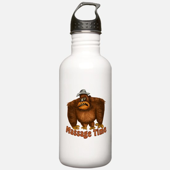 Massage Time Water Bottle