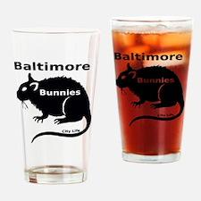 BalBunnyB Drinking Glass