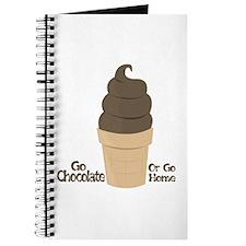 Go Chocolate Journal