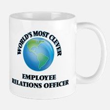 World's Most Clever Employee Relations Office Mugs