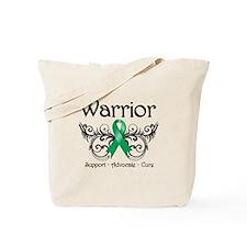 Liver Cancer Warrior Tote Bag