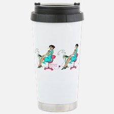 Court reporting schools Travel Mug