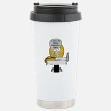Massage Travel Mug