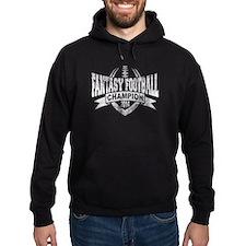 2014 Fantasy Football Champion - V F Hoodie