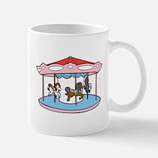 Carousel Horses Mugs
