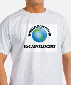 World's Most Clever Escapologist T-Shirt
