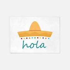Hola Hat 5'x7'Area Rug