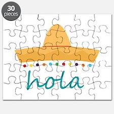Hola Hat Puzzle