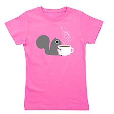 Cute Squirrel lover Girl's Tee