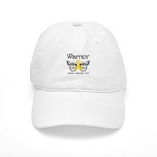Childhood Cancer Warrior Baseball Cap