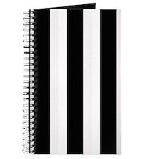 Black and White Stripes Striped classic de Journal