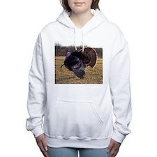 Wild Turkey Women's Hooded Sweatshirt